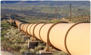 The BSF-laid pipeline