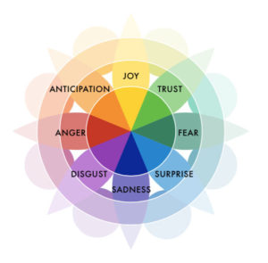 The 'Wheel of Emotions'